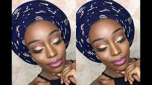 nigerian makeup tutorial 2016