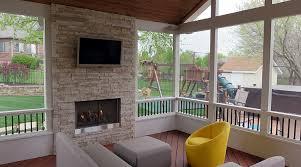 outdoor fireplace builder kansas city