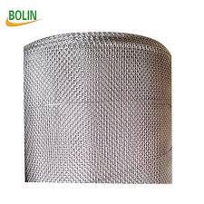 fireplace screen material fecral woven