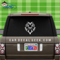 Cute Hedgehog Car Window Wall Vinyl Decal Sticker