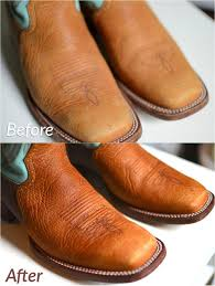 cleaner for leather shoes and boots