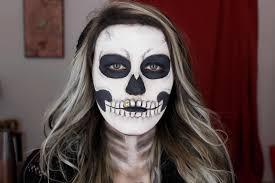 how to do skull makeup saubhaya makeup