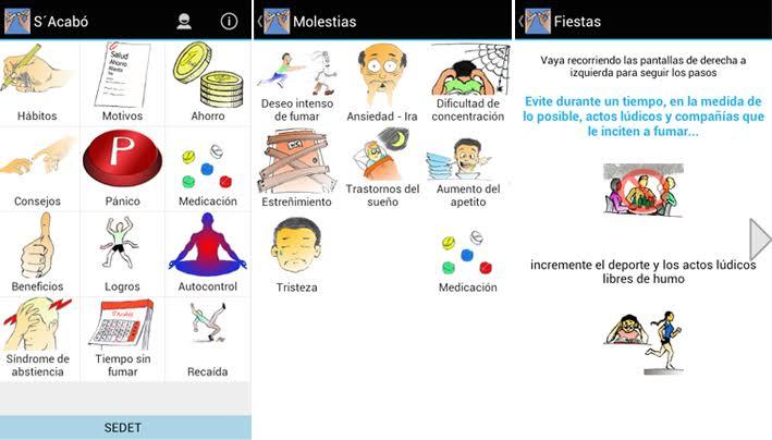 Resultado de imagen de Sacabo app