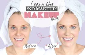 no makeup makeup tutorial beauty