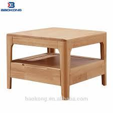modern design solid wood small corner
