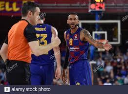 Barcelona, Spain. 06th Mar, 2020. Adam Hanga of FC Barcelona in action  during the EuroLeague basketball