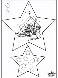 Kerstversiering Bijbel 3 Knutselen Kerst