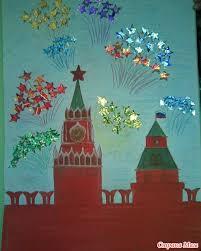 Салют из фантиков - БумТворчество: поделки из бумаги, оригами ...