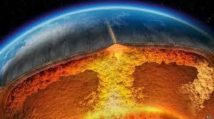 Esto es lo que ocurre en realidad en el núcleo de la Tierra