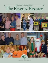 the river rooster january march