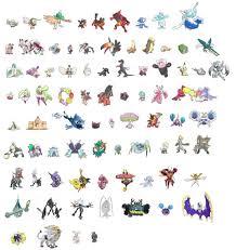Pokemon Sun and Moon Demo Datamine