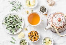 liver detox tea as part of your diy new