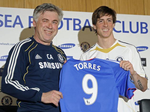 """Image result for Fernando Torres signs for Chelsea"""""""