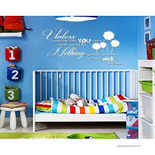 Unless Dr Seuss Quote Vinyl Wall Decal Lorax Truffula Trees Design White B00z7xjo66