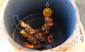 make a tandoor oven with very low cost