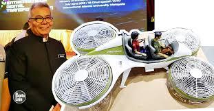 Menteri: Kereta Terbang Sudah 75 Peratus Siap, Dibangunkan ...