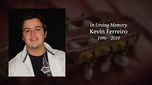 Kevin Ferreiro - Tribute Video