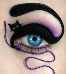 cool eye makeup ideas cat eye makeup