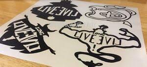 Long Live Evil Genie Queen Apple Maleficent Fairy Love Cute Vinyl Decal Sticker Ebay