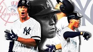 new york yankees of aaron judge was