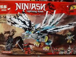 Đồ chơi lego ninja 504 chi tiết, do choi lego ninjago 504 chi tiet ...