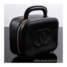 chanel leather jewelry kit calf caviar
