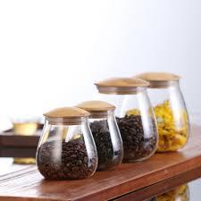 china high borosilicate glass jars with