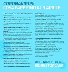 """CORONAVIRUS, """"ITALIA ZONA PROTETTA"""", DIVIETI ESTESI A TUTTE LE ..."""