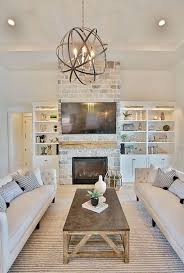 cozy farmhouse living rooms