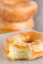 copycat krispy kreme doughnuts brown