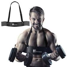 xprt fitness arm blaster biceps and