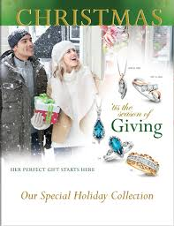 marcotte jewelry holiday flyers