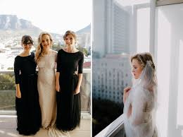 wedding at the cape town club
