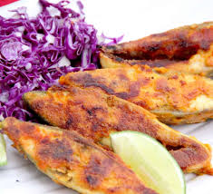 Spicy Panfried Pompano - Pomfret Fry ...