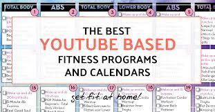 you based fitness programs