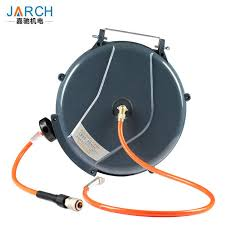 retractable hose reel wall mountable
