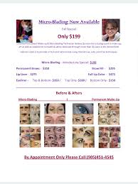 permanent makeup eyebrows cost
