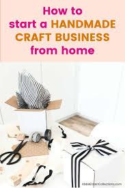 craft business handmade crafts
