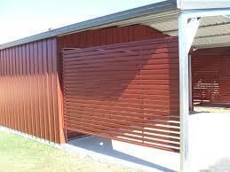 Colorbond Aluminium Carport Garage Privacy Screen Superior Screens