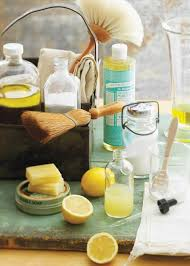 naturally deep clean your kitchen with