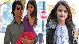 Tom Cruise's Daughter Suri Cruise | Tom Cruise Kids 2017 - YouTube