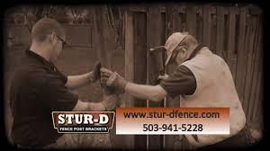 Stur D Fence Infomercial Edited Youtube