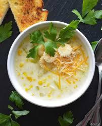 vegan cafe corn chowder living vegan