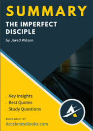 the imperfect disciple by jared wilson accelerate books