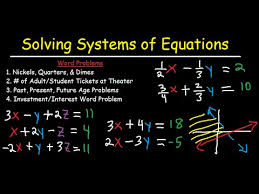 system of equations 3 variables