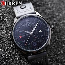 curren luxury brand mens watches