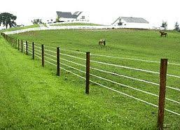 Pin By Cynthia Giese On Barn S Trucks And Tractor S Livestock Fence Horse Fencing Pasture Fencing