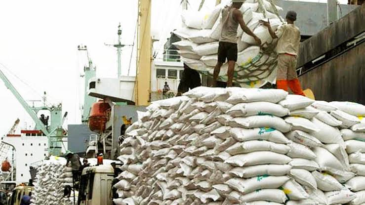 Image result for nigeria rice import""