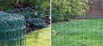 Decorative Garden Border Metal Wire Fence Landscape Yard Fencing Edging Panels Ebay