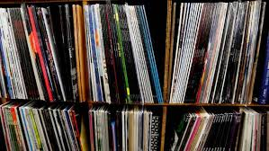 the tables are turning as vinyl records